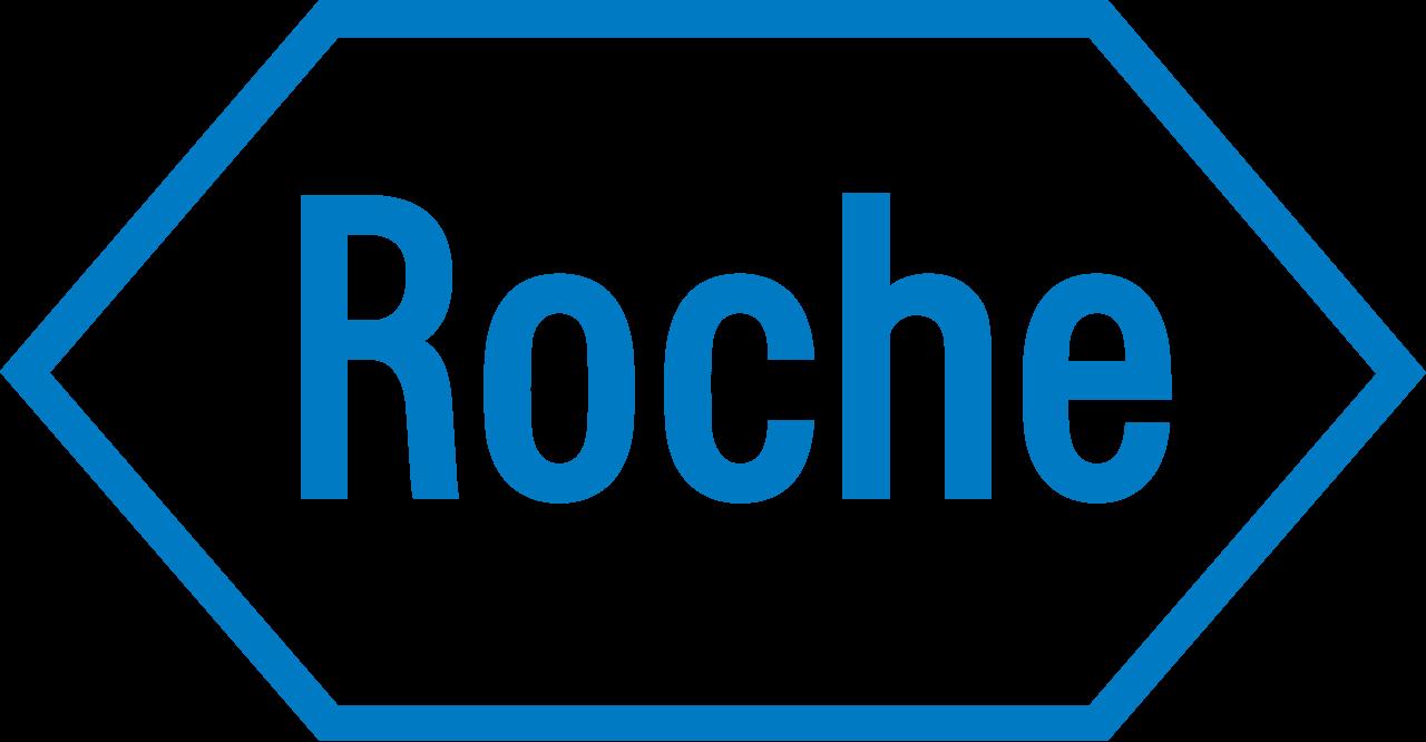 Logo des ICR Kunden Roche