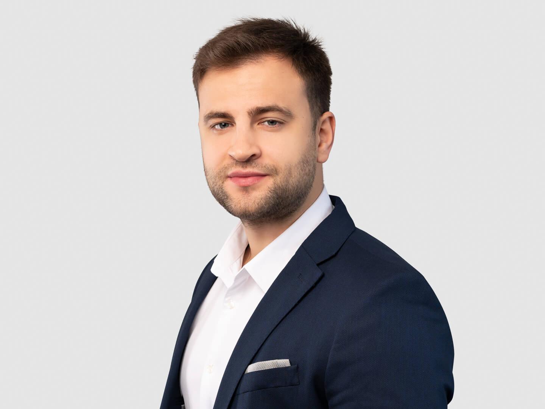 Duje Vukadin, Projektleitung bei ICR