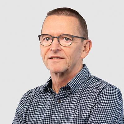 Kurt Röllin, Kundenbetreuung bei ICR