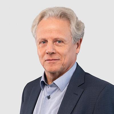 Marco Peduzzi, Projektleitung bei ICR