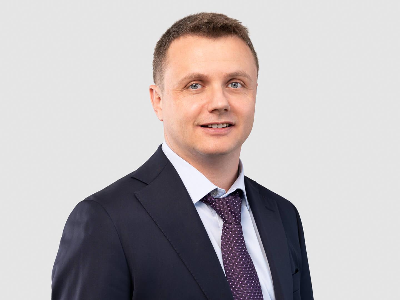 Remo Peduzzi, Geschäftsleitung Technologie und Entwicklung bei ICR