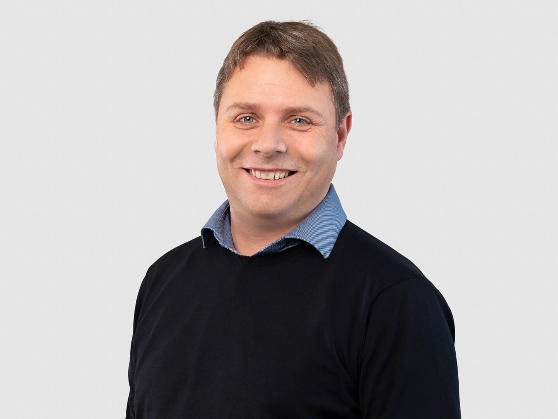 Roger Peduzzi, Geschäftsleitung Vertrieb und Administration bei ICR
