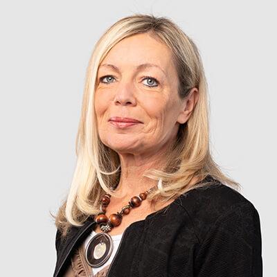 Vera Bründler, Kundenbetreuung bei ICR